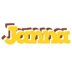 Janna hotcup logo