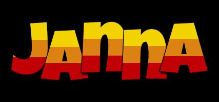 Janna jungle logo