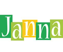 Janna lemonade logo