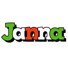 Janna venezia logo