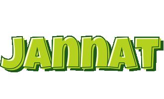 Jannat summer logo