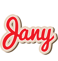 Jany chocolate logo