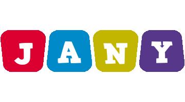 Jany kiddo logo