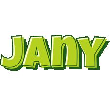 Jany summer logo