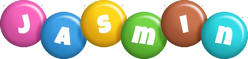 Jasmin candy logo
