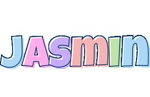 Jasmin pastel logo