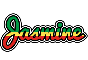 Jasmine african logo