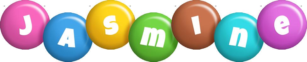 Jasmine candy logo