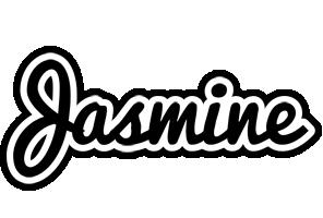 Jasmine chess logo
