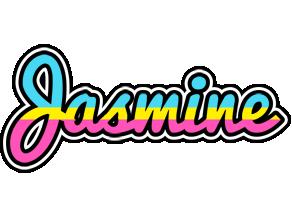 Jasmine circus logo