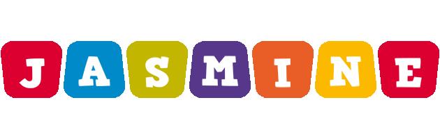 Jasmine daycare logo