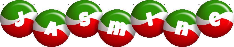 Jasmine italy logo