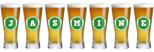 Jasmine lager logo