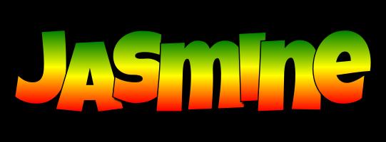 Jasmine mango logo