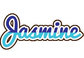 Jasmine raining logo