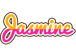 jasmine logo name logo generator smoothie summer birthday