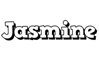 Jasmine snowing logo