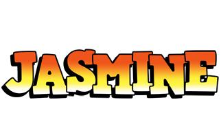 Jasmine sunset logo