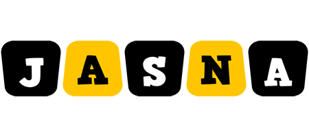 Jasna boots logo