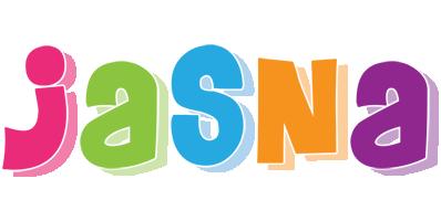 Jasna friday logo