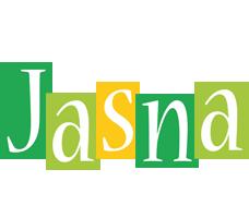 Jasna lemonade logo