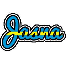 Jasna sweden logo