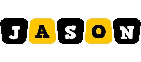 Jason boots logo