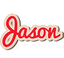 Jason chocolate logo