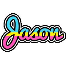 Jason circus logo
