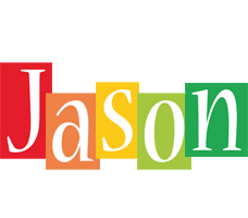 Jason colors logo