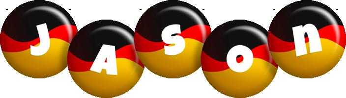 Jason german logo