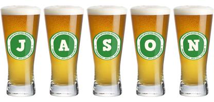 Jason lager logo