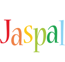 Jaspal birthday logo