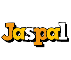 Jaspal cartoon logo