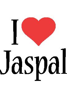 Jaspal i-love logo