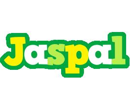 Jaspal soccer logo