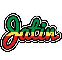 Jatin african logo