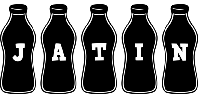 Jatin bottle logo
