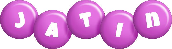 Jatin candy-purple logo