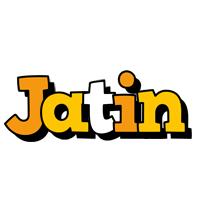 Jatin cartoon logo
