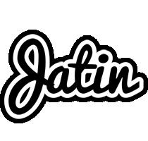 Jatin chess logo