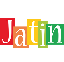 Jatin colors logo