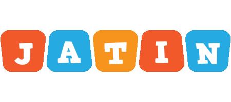 Jatin comics logo