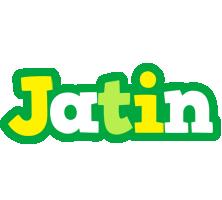 Jatin soccer logo