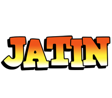 Jatin sunset logo
