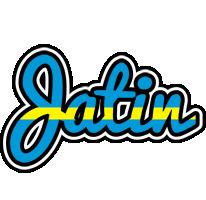 Jatin sweden logo