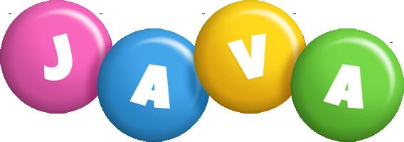 Java candy logo