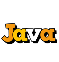 Java cartoon logo