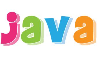 Java friday logo