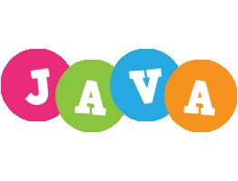 Java friends logo